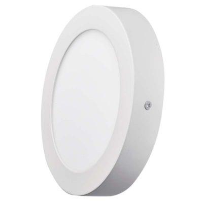 Kis méretű LED panel Falon kívüli kör alakú alakú 12 W