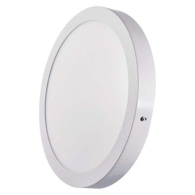 Kis méretű LED panel Falon kívüli kör alakú alakú 24 W