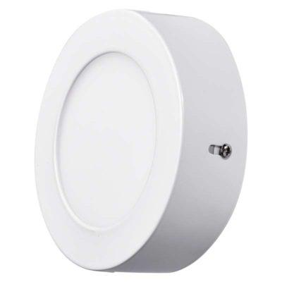 Kis méretű LED panel Falon kívüli kör alakú alakú 6 W