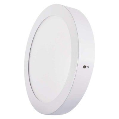 Kis méretű LED panel Falon kívüli kör alakú alakú 18 W