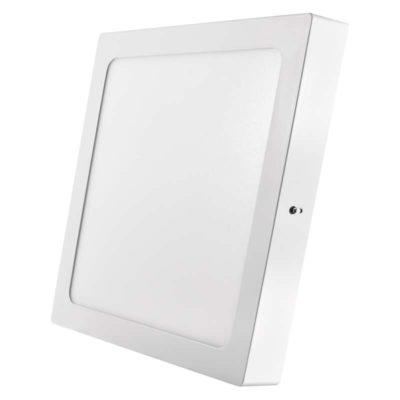 Kis méretű LED panel Falon kívüli négyzet alakú alakú 24 W