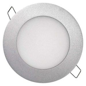 Kis méretű LED panel Beépíthető kör alakú 6 W