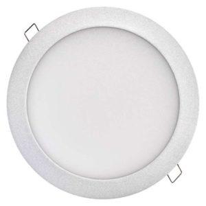 Kis méretű LED panel Beépíthető kör alakú 18 W