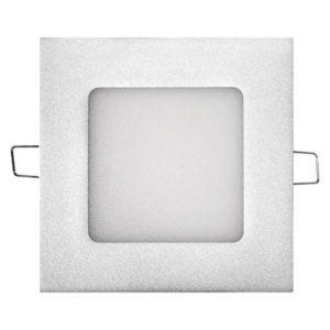 Kis méretű LED panel Beépíthető négyzet alakú 6 W