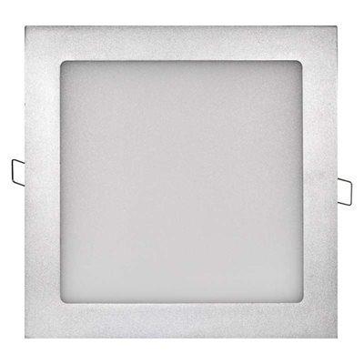 Kis méretű LED panel Beépíthető négyzet alakú 18 W