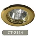 Álmennyezeti spot lámpatest Argus CT-2114 arany